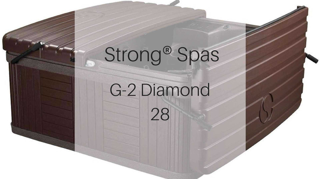 G-2 Diamond 28 by Strong® Spas