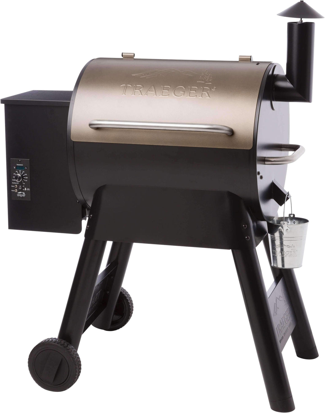 Traeger Pro Series 22 Grill - Bronze