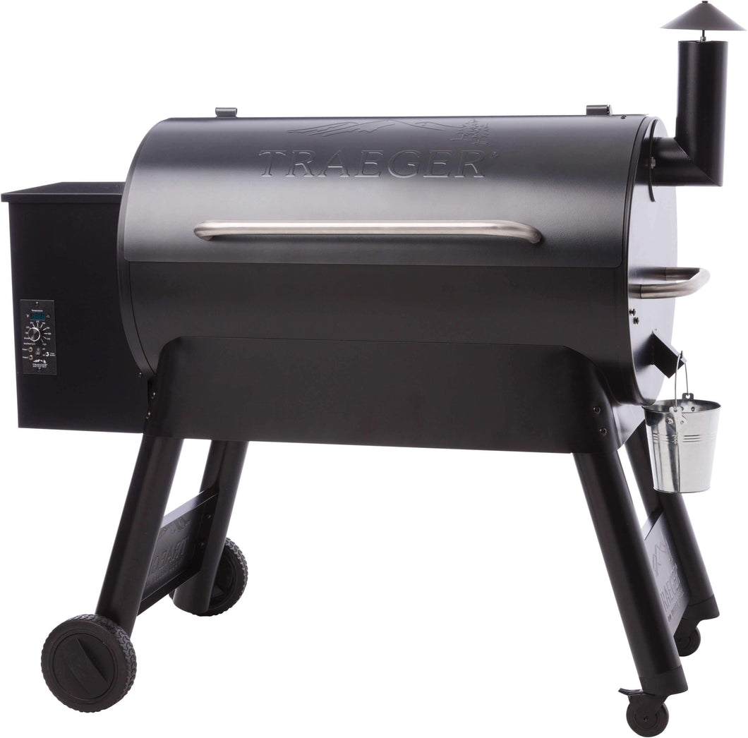 Traeger Pro Series 34 Grill - Blue