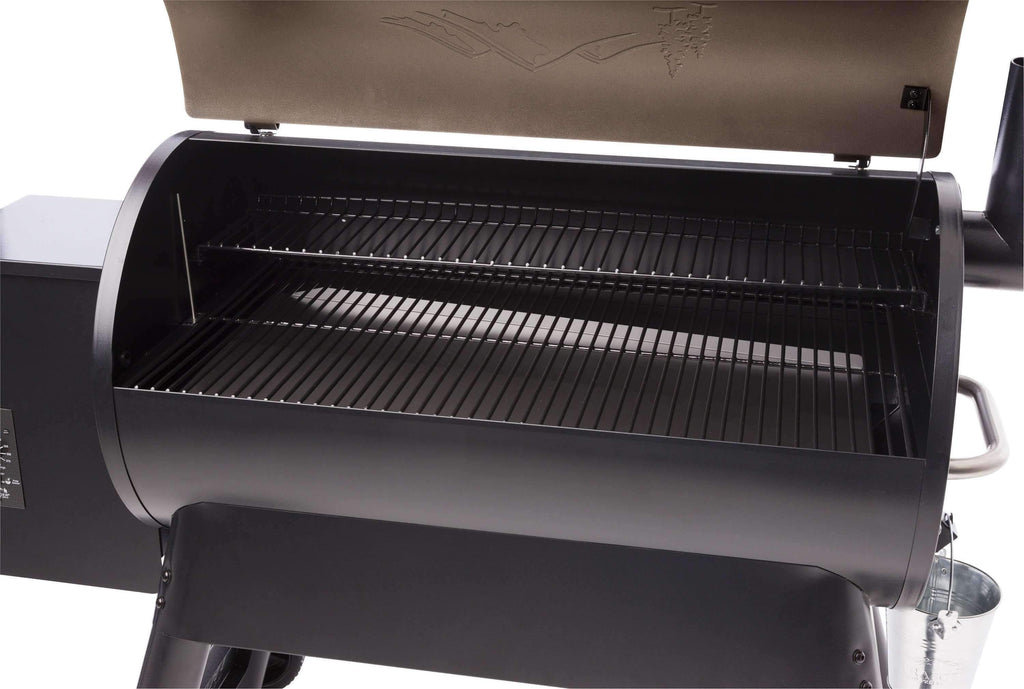 Traeger Select Pro Grill Bronze Spa Palace