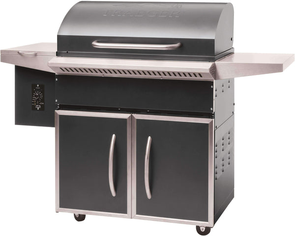 Traeger Select Pro Grill - Blue | Spa Palace