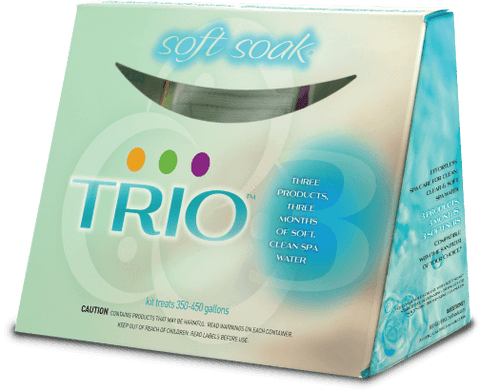 Soft Soak Trio | Spa Palace
