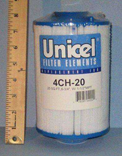UNICEL FILTER 4CH-20 | Spa Palace