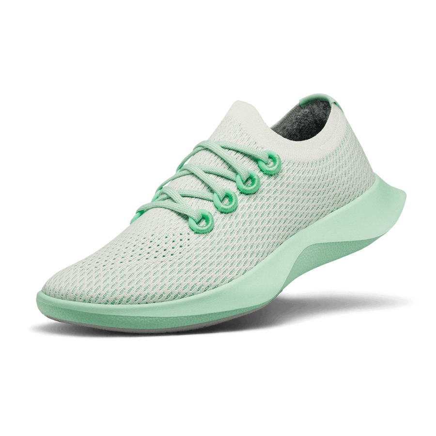 Green Cheerful Birds Flying in The Flowers Womans Flat Bottom Casual Shoes Sneakers Designer Basketball Shoes
