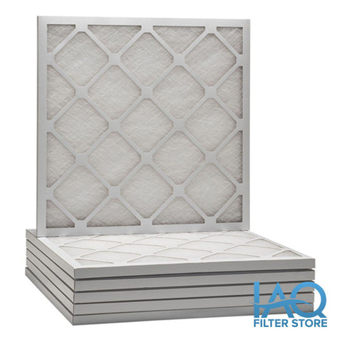10x10x1 MERV 6 - 6 PK - Premium Furnace & AC Air Filters