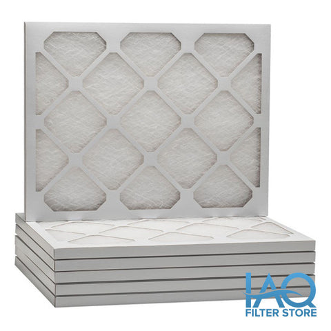 10x16x1 MERV 6 - 6 PK - Premium Furnace & AC Air Filters