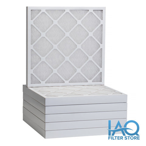 10x10x2 MERV 6 - 6 PK - Premium Furnace & AC Air Filters