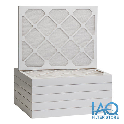 10x16x2 MERV 6 - 6 PK - Premium Furnace & AC Air Filters
