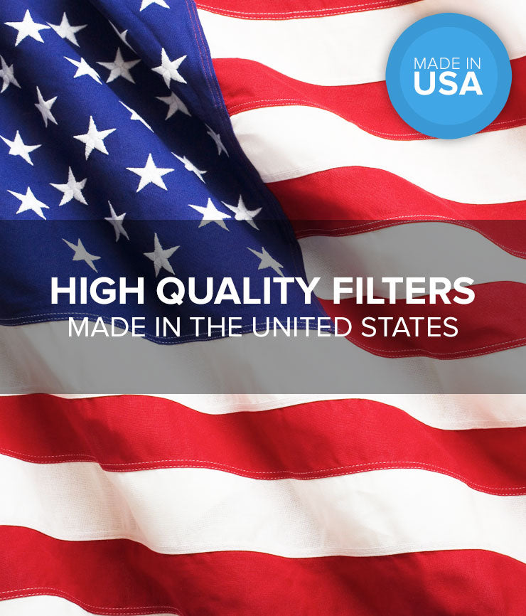 High Quality Air Filters Made in the USA