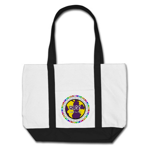 Burr Elementary Tote
