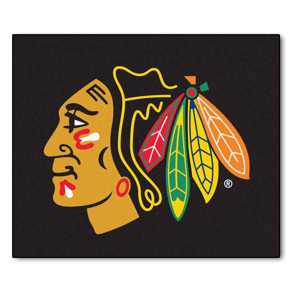 NHL - Chicago Blackhawks Tailgater Mat
