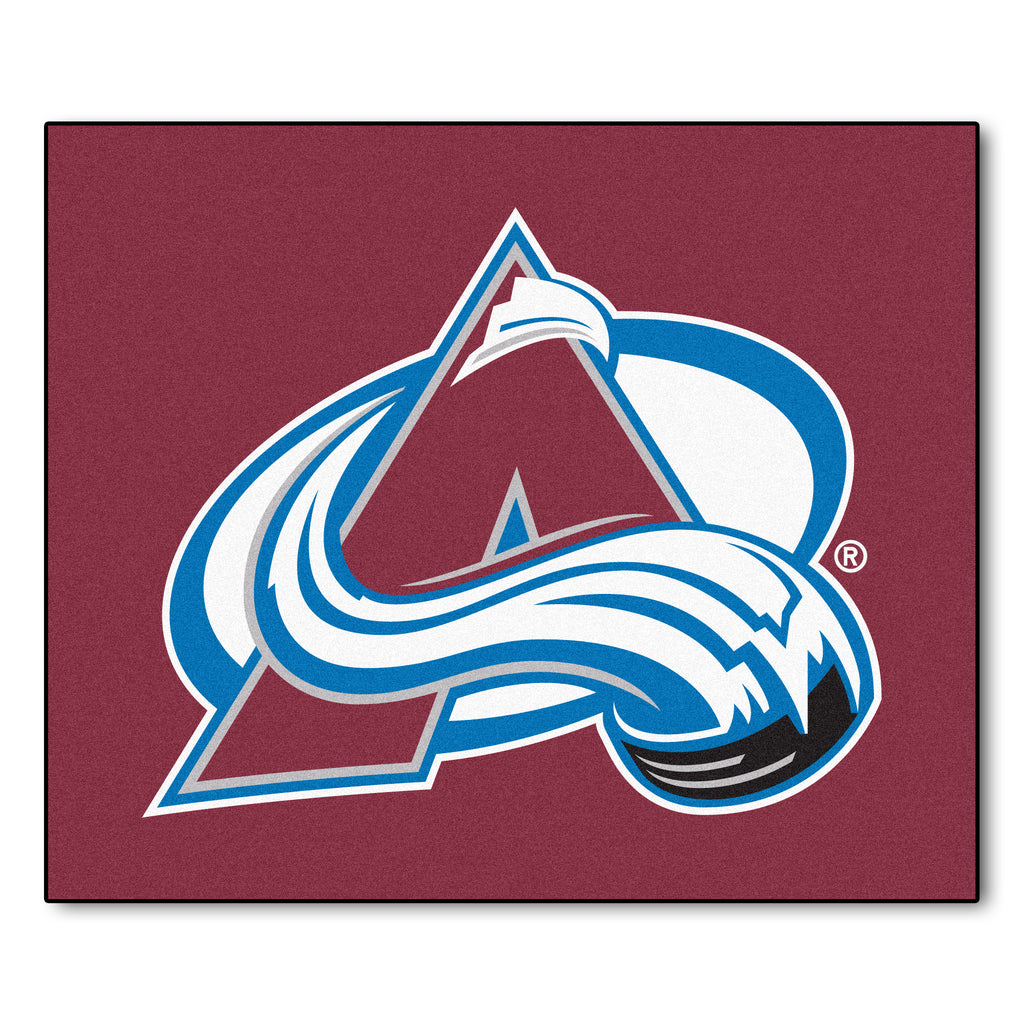 NHL - Colorado Avalanche Tailgater Mat