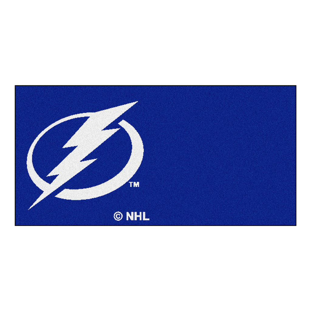 NHL - Tampa Bay Lightning Team Carpet Tiles