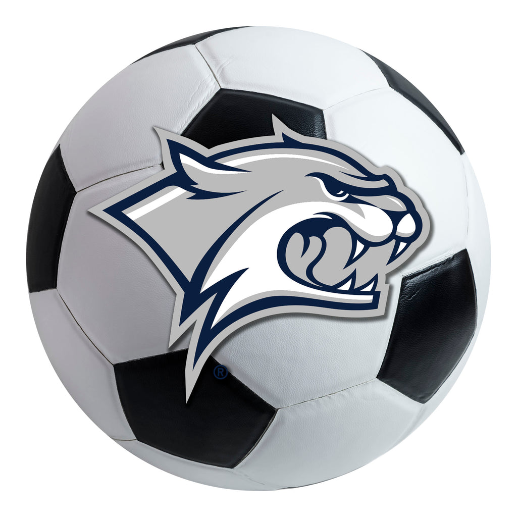University of New Hampshire Soccer Ball Mat