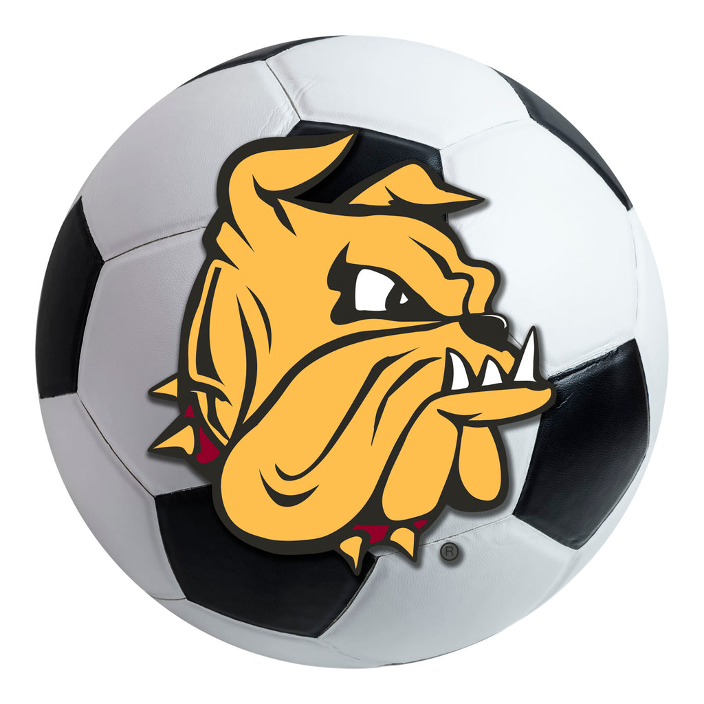 University of Minnesota-Duluth Soccer Ball Mat