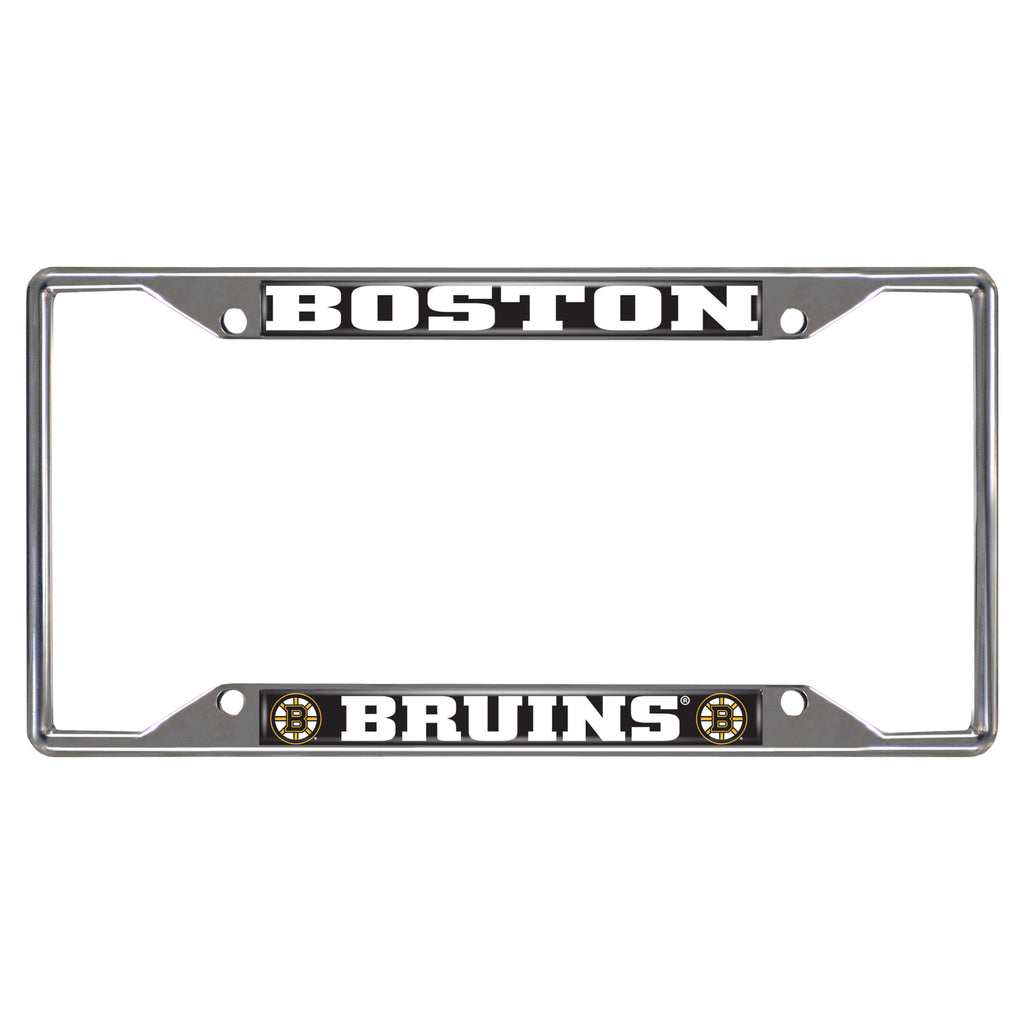 NHL - Boston Bruins License Plate Frame
