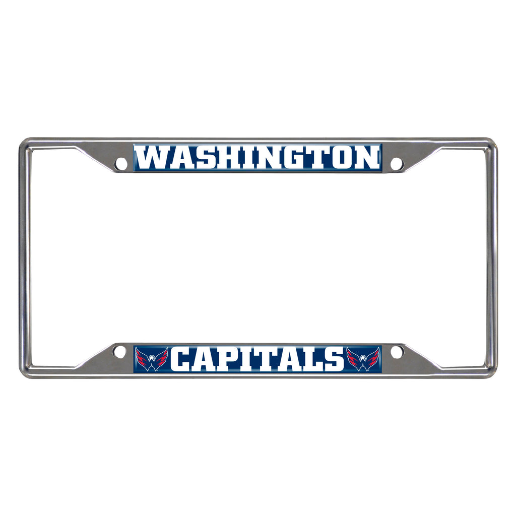NHL - Washington Capitals License Plate Frame