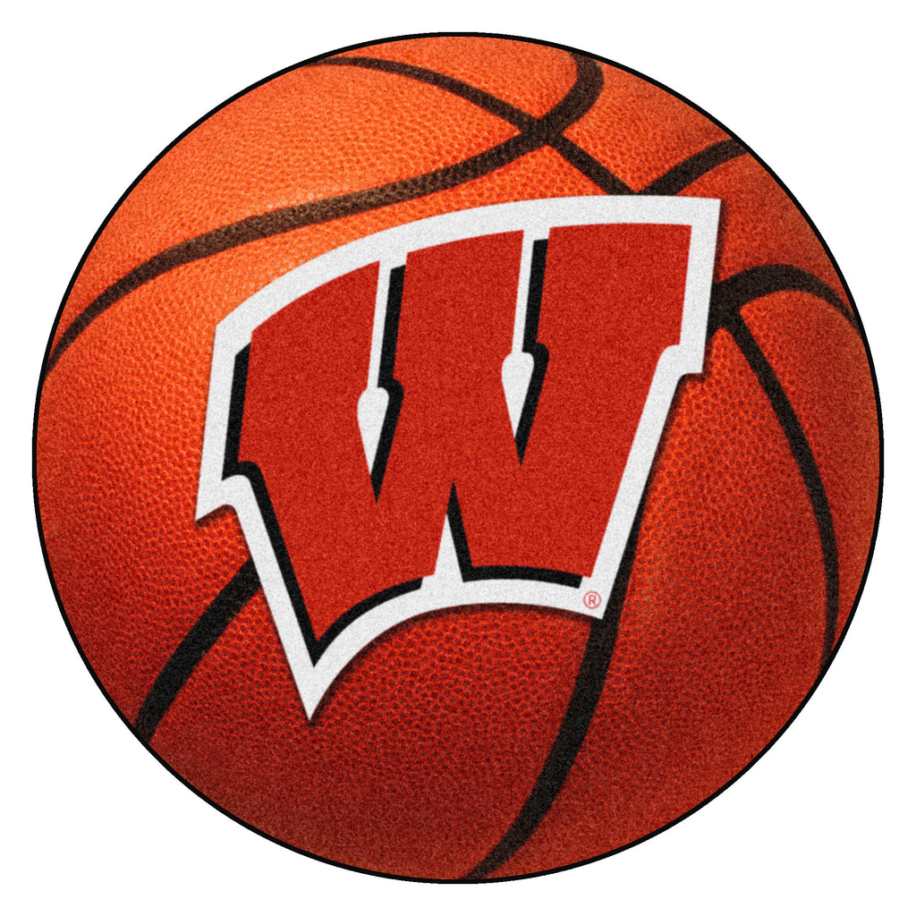 University of Wisconsin Basketball Mat