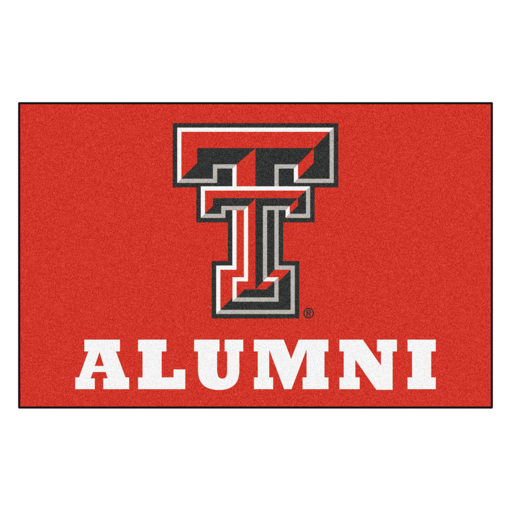 Texas Tech University Starter Mat - Alumni