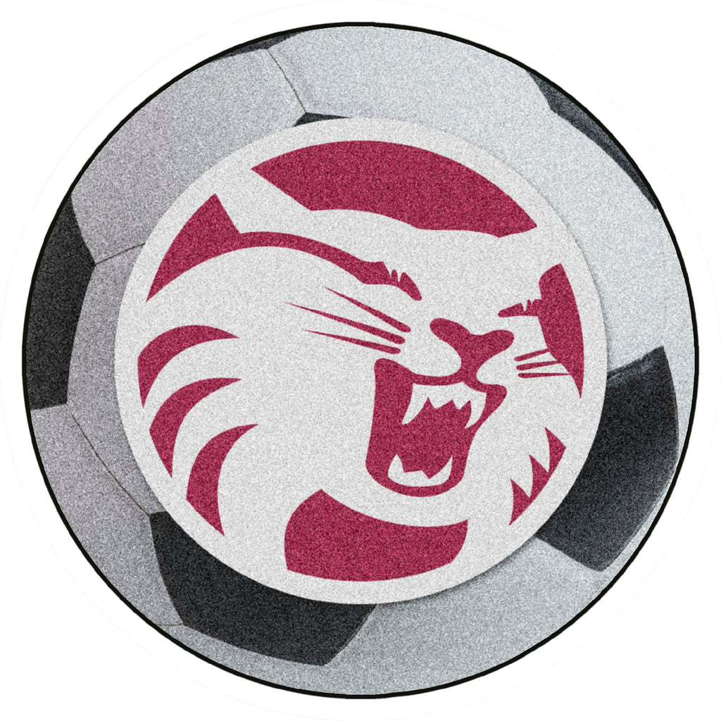 Cal State - Chico Soccer Ball Mat