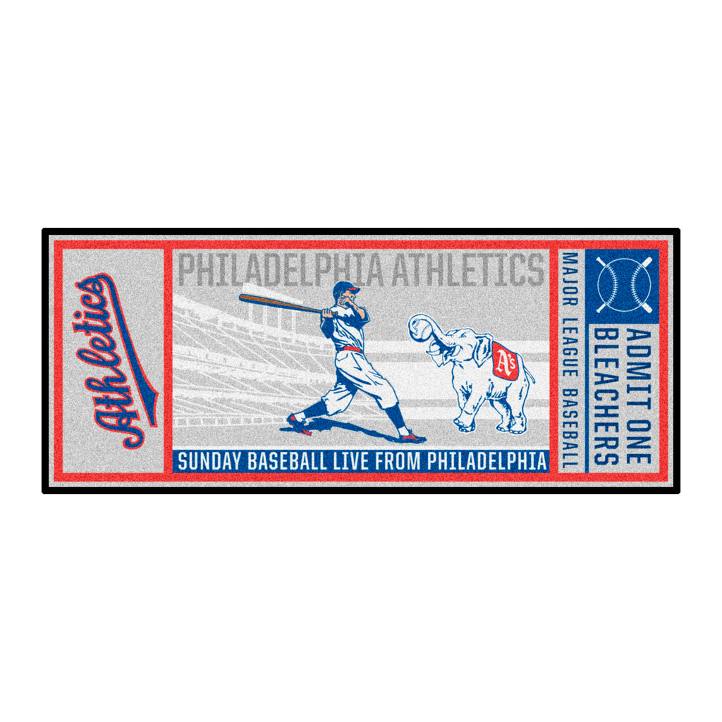MLBCC - Oakland Athletics   Ticket Runner