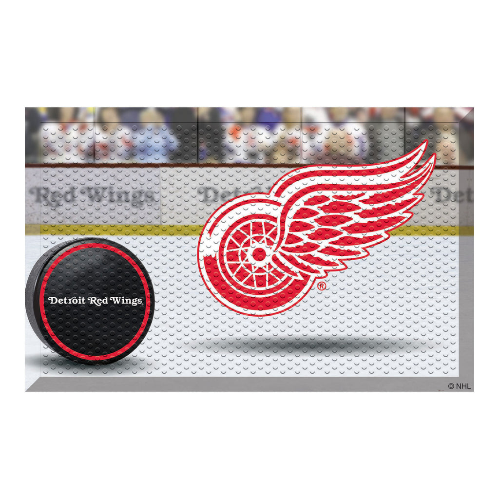 NHL - Detroit Red Wings Scraper Mat