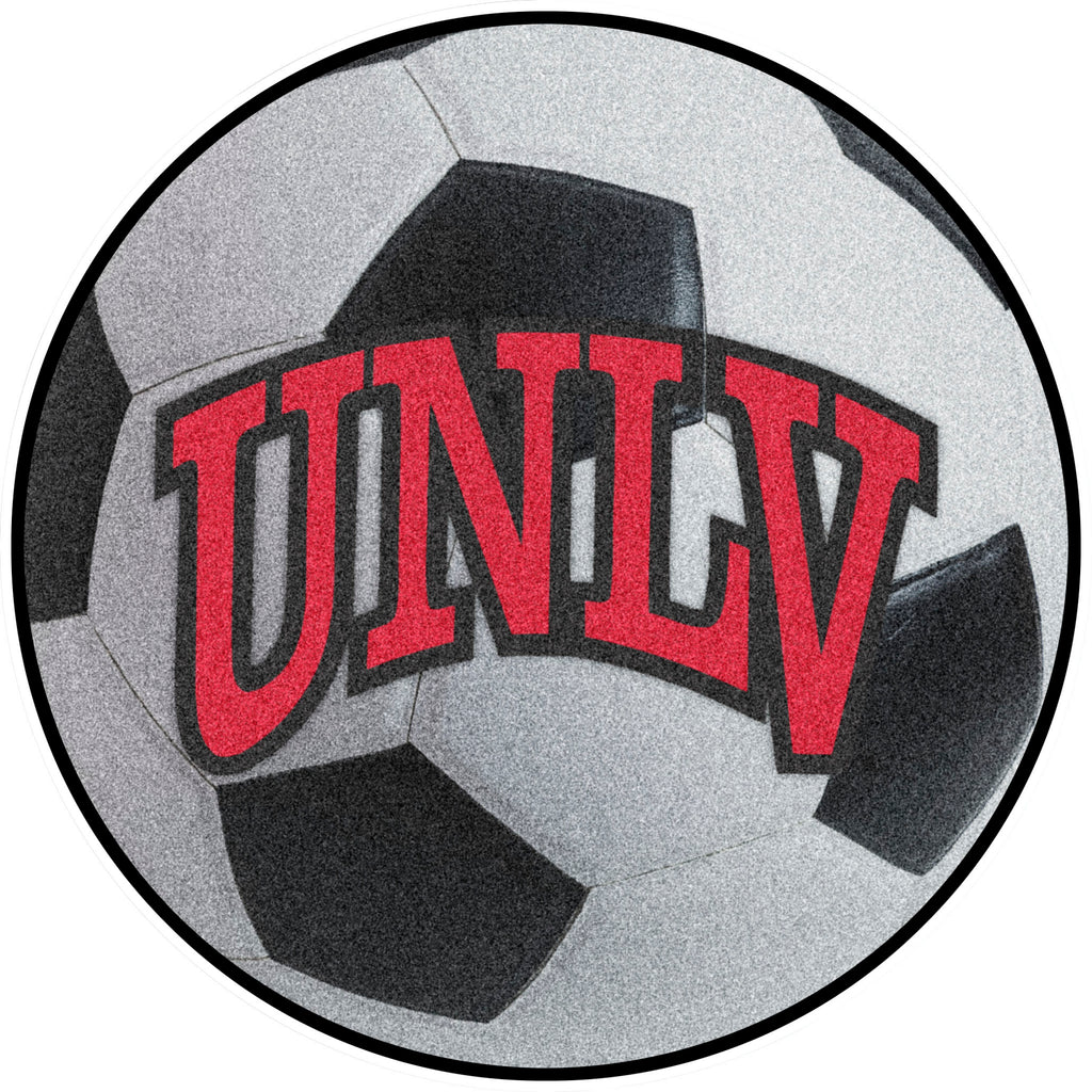 University of Nevada, Las Vegas (UNLV) Soccer Ball Mat