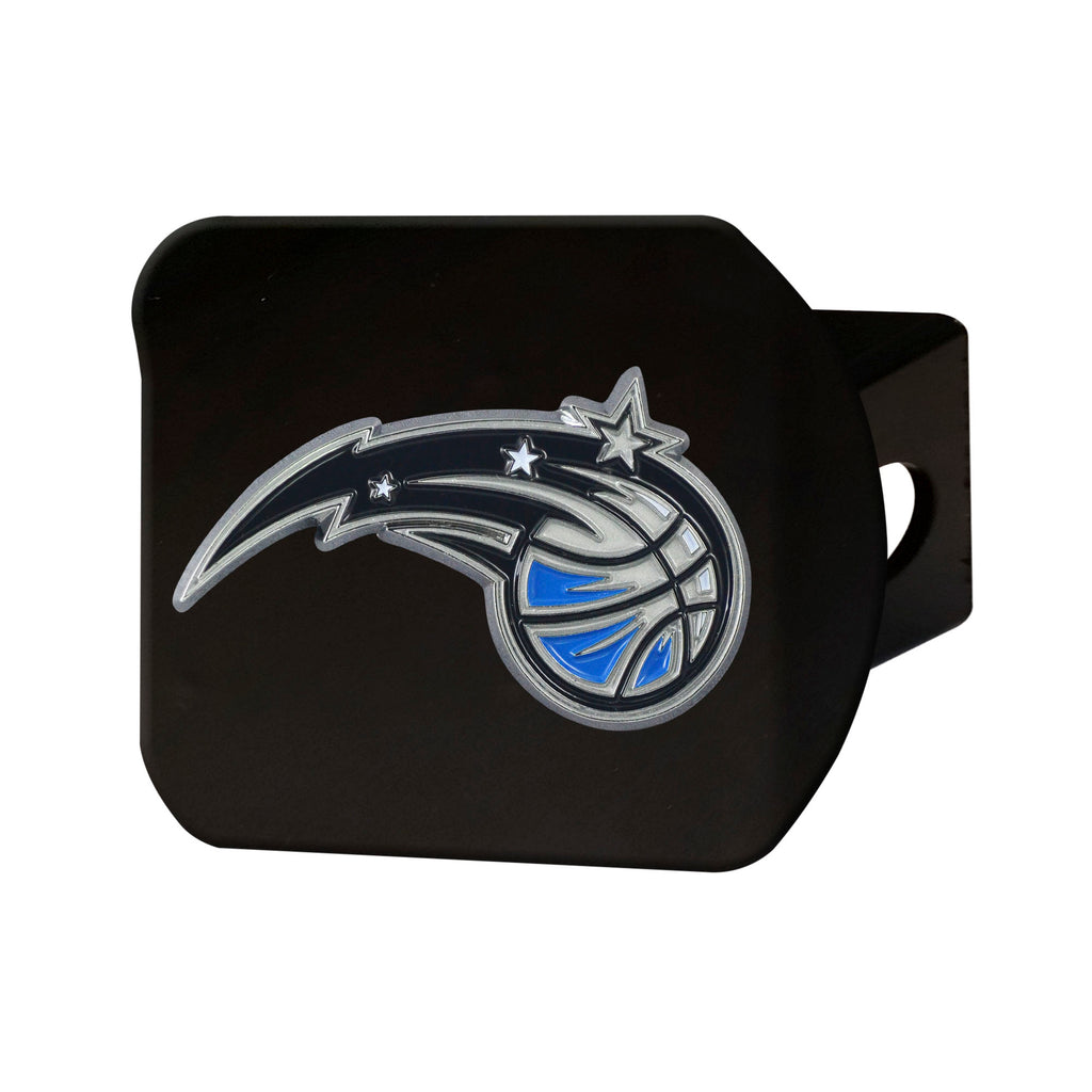 NBA - Orlando Magic Color Hitch Cover - Black