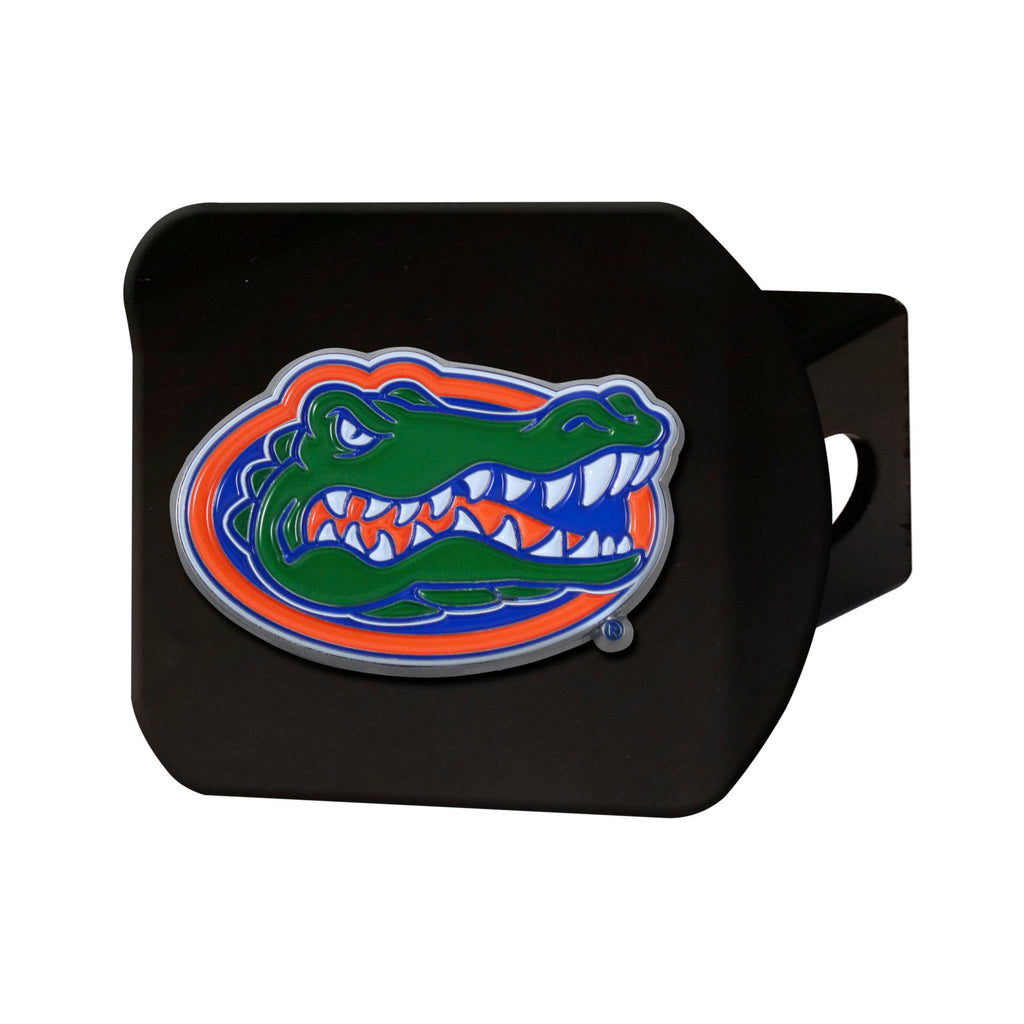 University of Florida Color Hitch Cover - Black