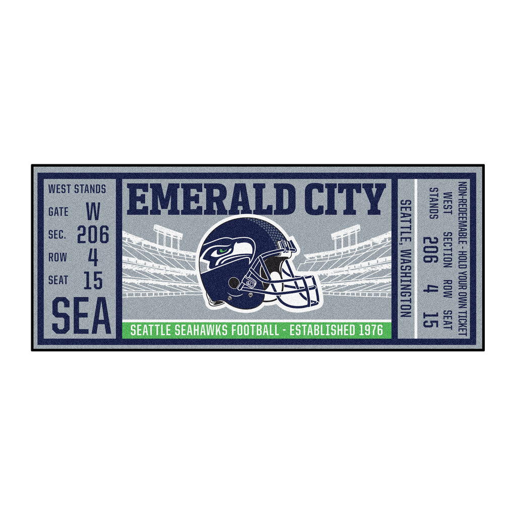 NFL - Seattle Seahawks Ticket Runner