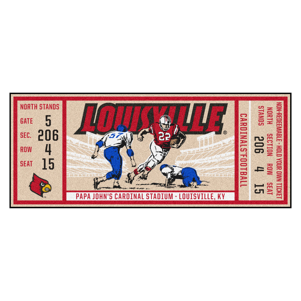 University of Louisville Ticket Runner