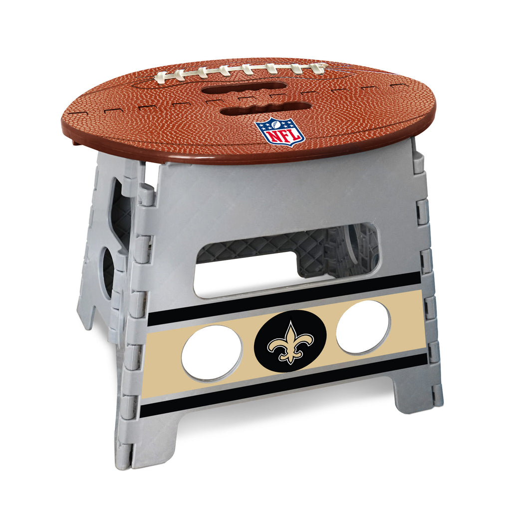 NFL - New Orleans Saints Folding Step Stool