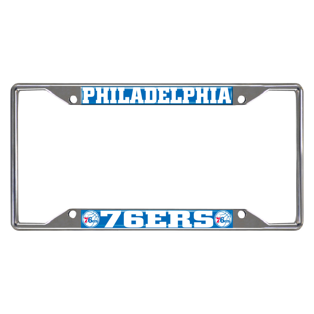 NBA - Philadelphia 76ers License Plate Frame
