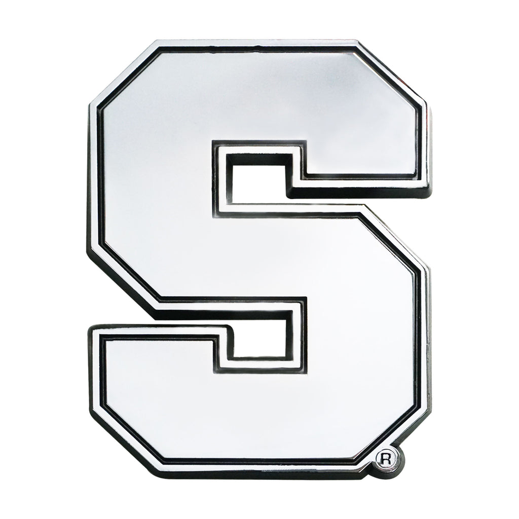 Syracuse University Chrome Emblem