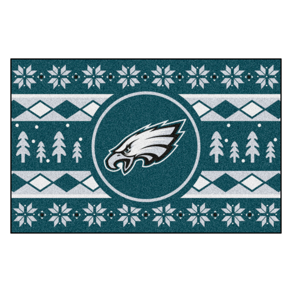 NFL - Philadelphia Eagles Holiday Sweater Starter Mat
