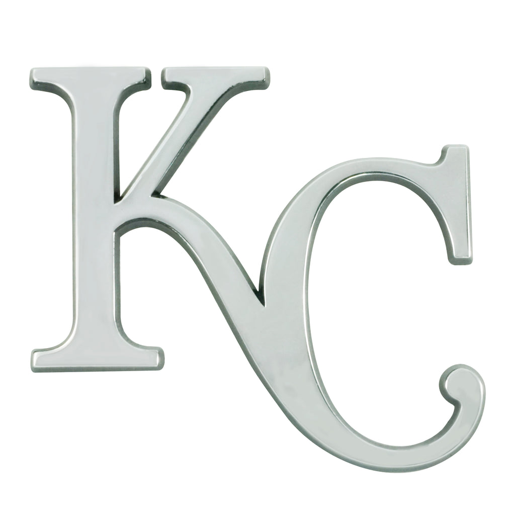MLB - Kansas City Royals Chrome Emblem