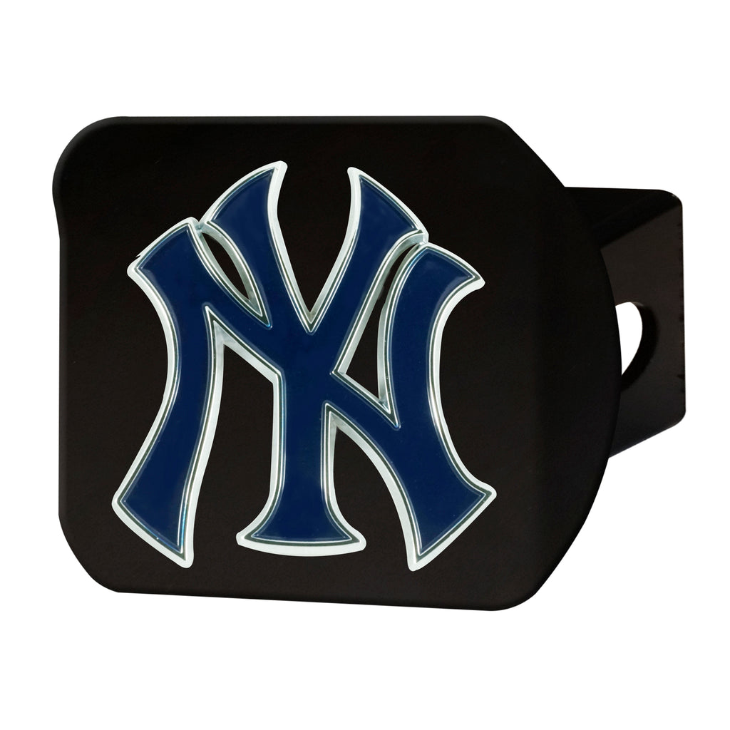 MLB - New York Yankees Color Hitch Cover - Black