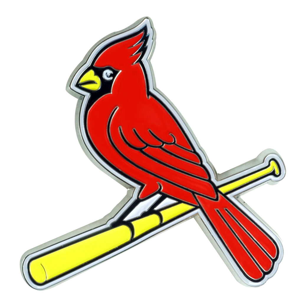 MLB - St. Louis Cardinals Color Emblem