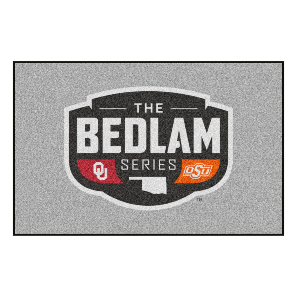 The Bedlam Series - Oklahoma / Oklahoma State Starter Mat