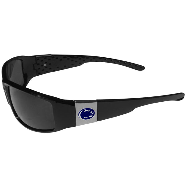 Penn St. Nittany Lions Chrome Wrap Sunglasses