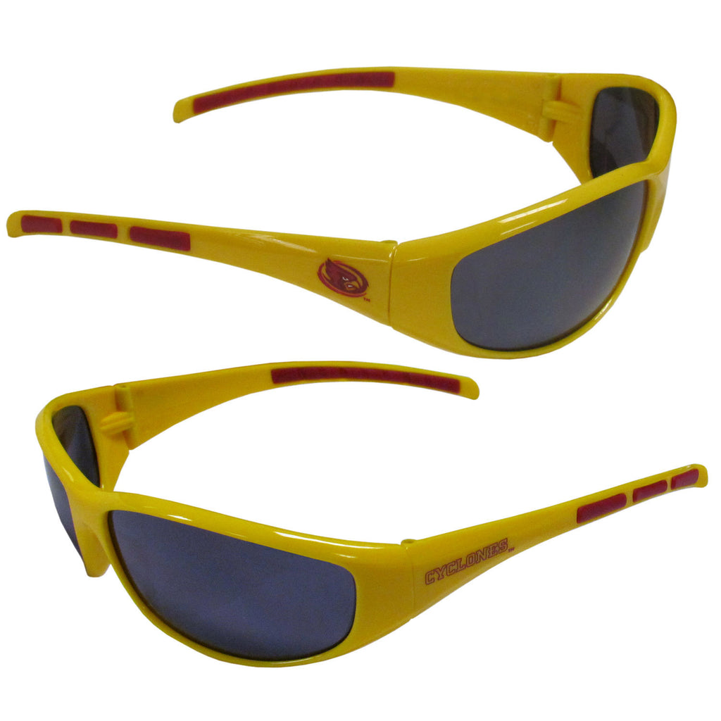 Iowa St. Cyclones Wrap Sunglasses