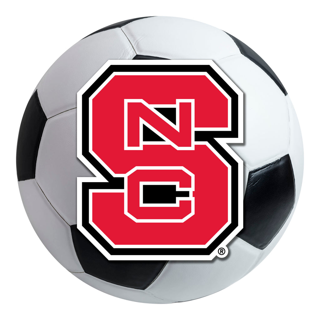 North Carolina State University Soccer Ball Mat