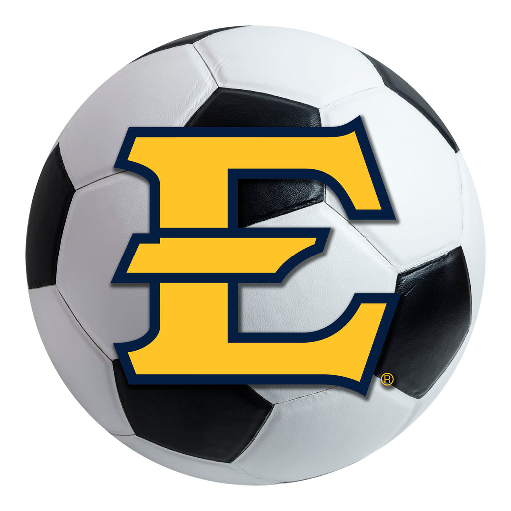 East Tennessee State University Soccer Ball Mat