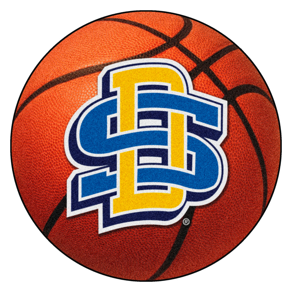 South Dakota State University Basketball Mat