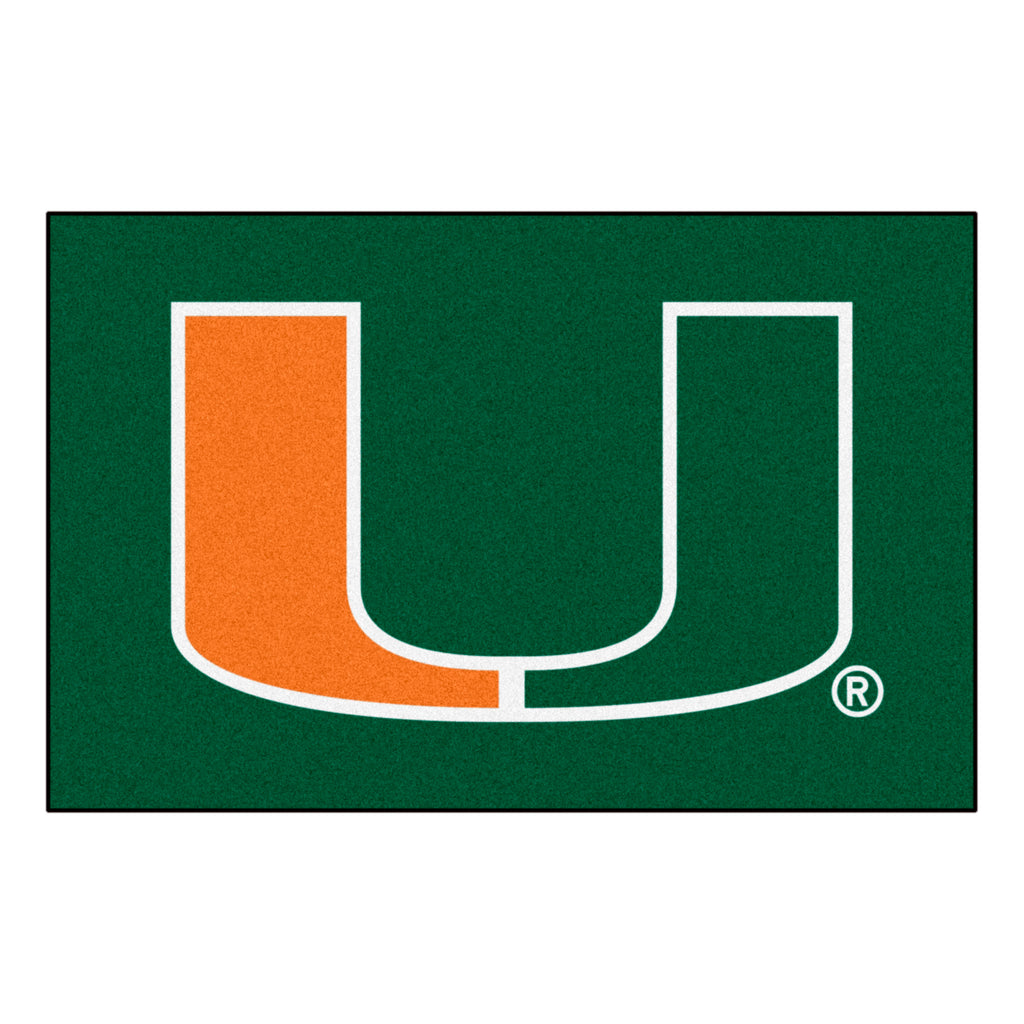 University of Miami Starter Mat