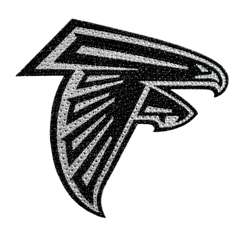 NFL - Atlanta Falcons Bling Decal