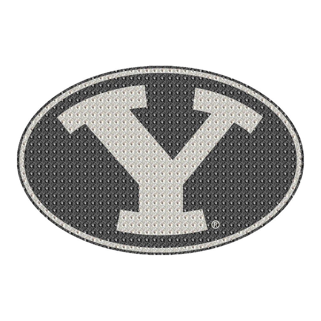 Brigham Young University Bling Decal