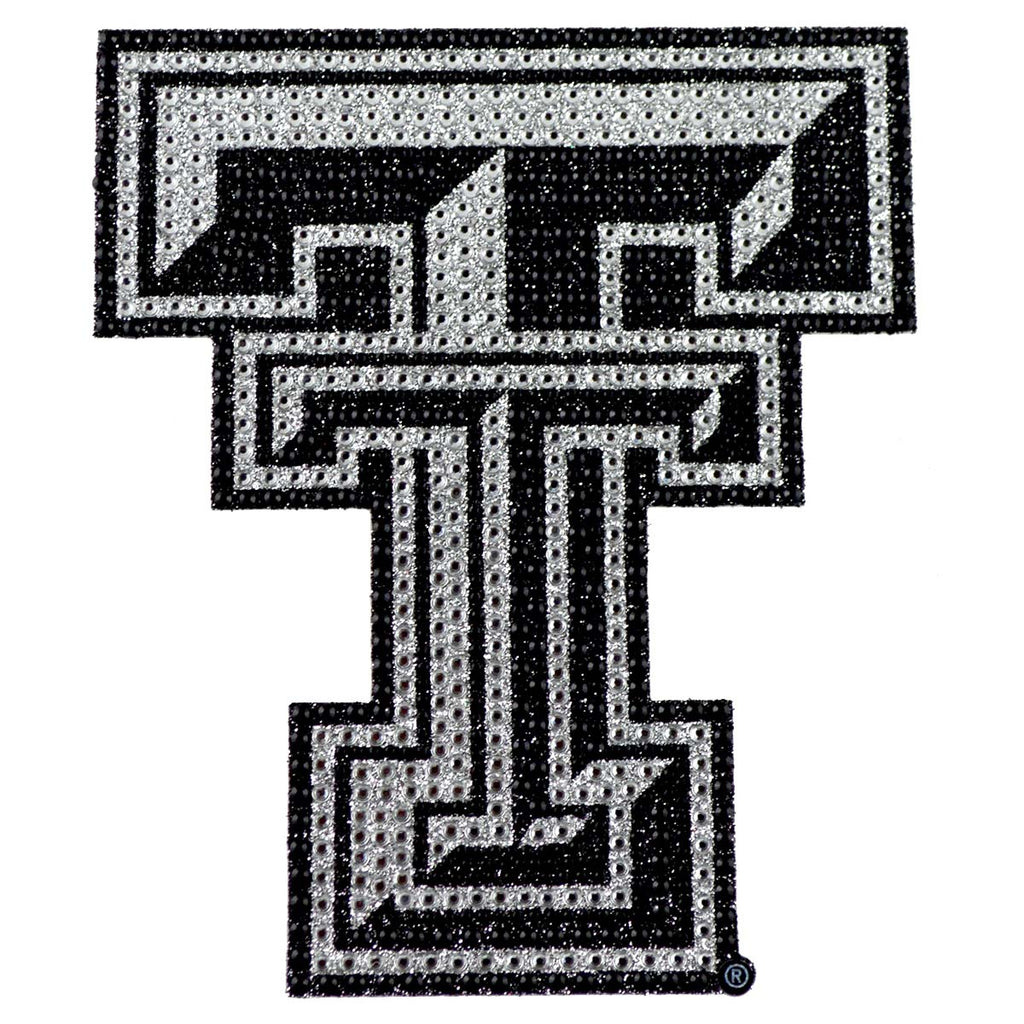 Texas Tech University Bling Decal