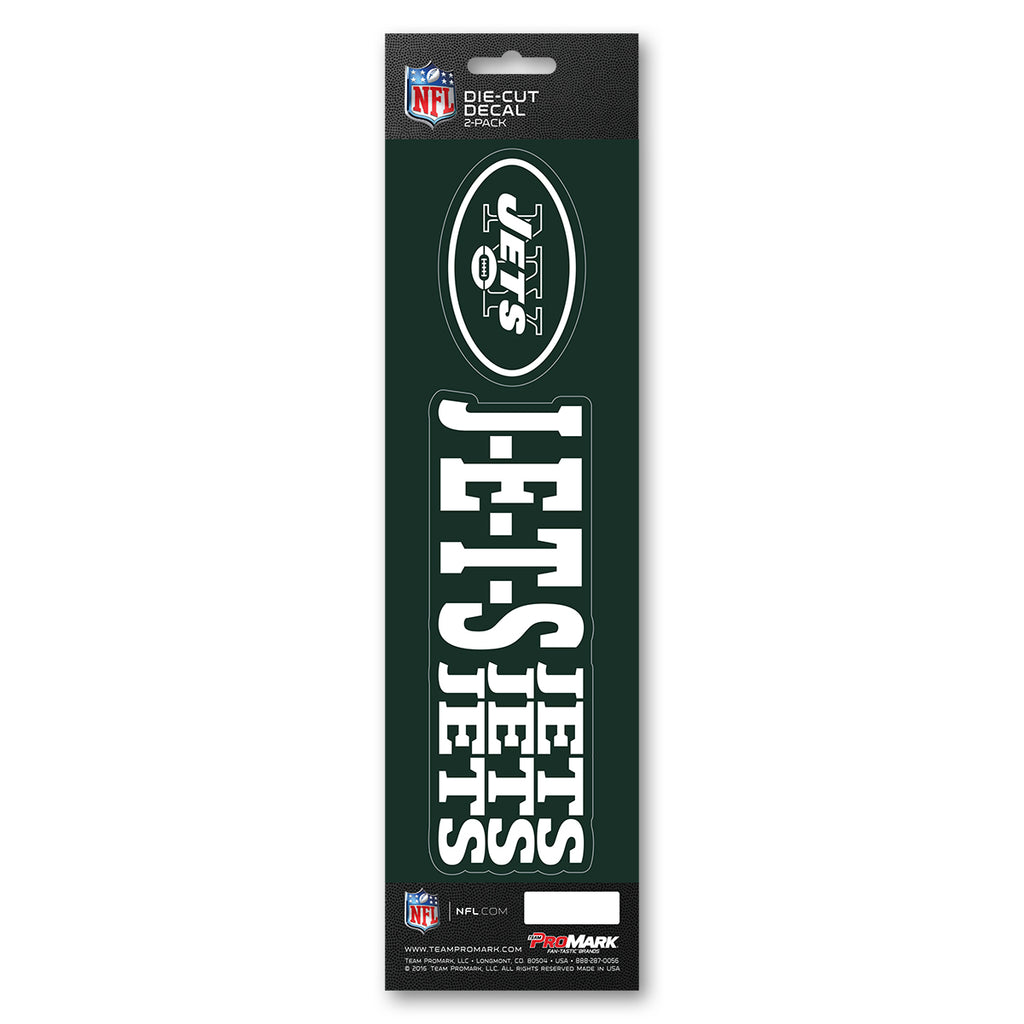 NFL - New York Jets Team Slogan Decal