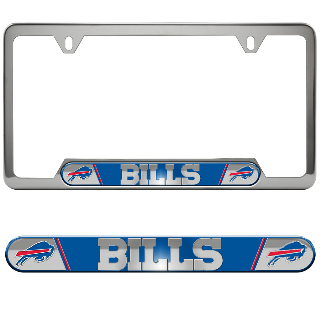 NFL - Buffalo Bills Embossed License Plate Frame